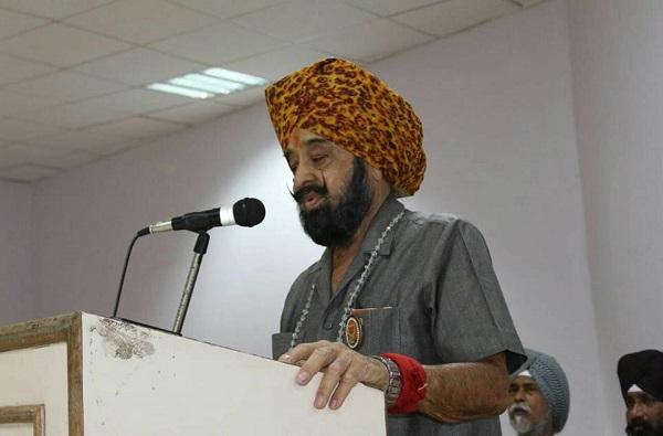 Sardar Tara singh | भाजपचे ज्येष्ठ नेते सरदार तारा सिंह यांचे प्रदीर्घ आजाराने निधन