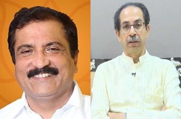 BJP leader Atul Bhatkhalkar hits back CM Uddhav Thackeray over Hindutva reference in dussehra rally speech