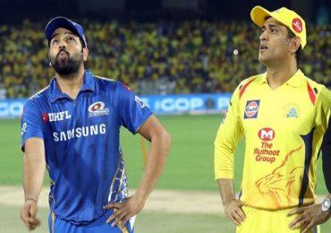 IPL 2020 MI vs CSK Live  : चेन्नई सुपर किंग्जची विजयी सलामी, मुंबई इंडियन्सचा 5 विकेटने पराभव