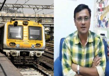 Mumbai Local | रेल्वेने प्रवास केल्यास कायदेशीर कारवाई, संदीप देशपांडेंना नोटीस, मनसे आंदोलनावर ठाम