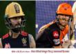 SRH vs RCB, IPL 2020 Live Score Updates : सनरायजर्स हैदराबादने नाणेफेक जिंकली, क्षेत्ररक्षण करण्याचा निर्णय
