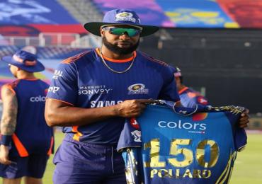 IPL 2020, KKR vs MI | मुंबई इंडियन्सच्या किरॉन पोलार्डचा विक्रम, अशी कामगिरी करणारा ठरला पहिलाच खेळाडू