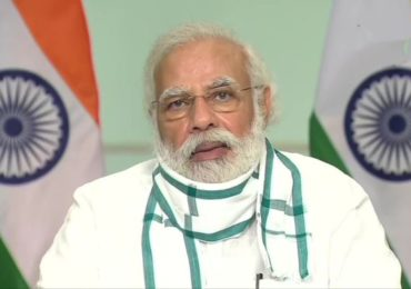 मोदी म्हणाले, महाराष्ट्र के लोग बहादूर, मुख्यमंत्री म्हणाले, देशाला मार्गदर्शन करा!