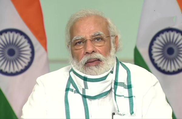 पंतप्रधान मोदी यांची मन की बात, कृषी विधेयक, भारत-चीन सीमावादासह अनेक विषयांवर चर्चा