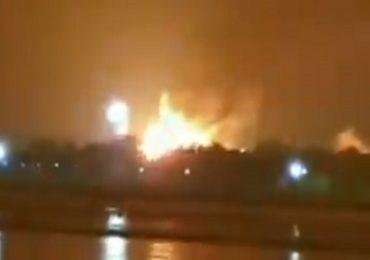 ONGC Blast | ONGC प्लान्टमधील सलग 3 स्फोटांनी सूरत हादरले, 4 किलोमीटरपर्यंतच्या इमारतींना हादरा, खिडक्यांच्या काचाही फुटल्या