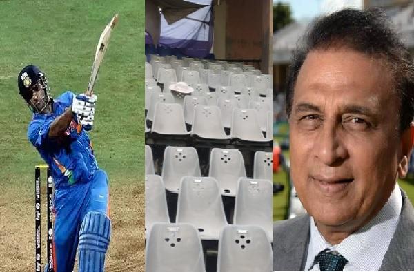 धोनीचा 'वर्ल्डकप विनिंग' सिक्सर झेलणारा क्रिकेट रसिक सापडला, गावस्करांमुळे नऊ वर्षांनी शोध