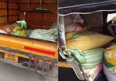 नागपुरात रेशन माफियांचा सुळसुळाट, शहरात रेशनचं धान्य विकणारी टोळी सक्रीय