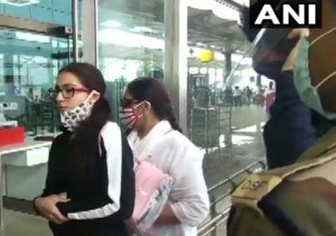 Bollywood Drug Connection | सारा अली खान गोव्याहून मुंबईला परतली, परवा एनसीबी चौकशी करणार