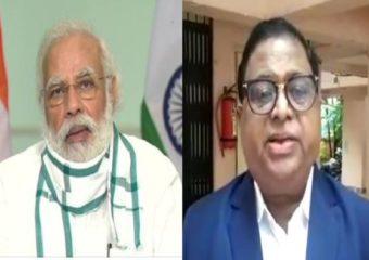 Maratha Reservation : 'ती' मोदी-फडणवीस यांची घोडचूक : हरीभाऊ राठोड