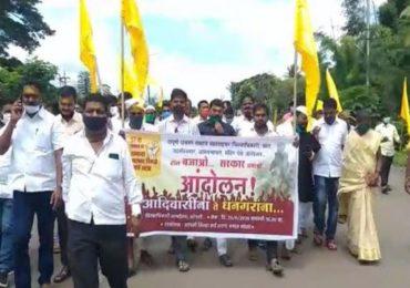 Dhangar reservation Live : ..तर शरद पवार आणि उद्धव ठाकरेंच्या घराबाहेर आंदोलन करु : गोपीचंद पडळकर