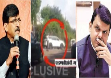 EXCLUSIVE : संजय राऊत आणि देवेंद्र फडणवीस यांची गुप्त भेट, महाराष्ट्राच्या राजकारणात उलथापालथ?