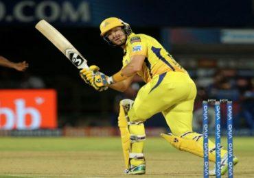 IPL 2020 | आजीच्या निधनाचे दुःख सारुन वॉटसन मैदानात, सोशल मीडियावर चाहत्यांकडून सलाम