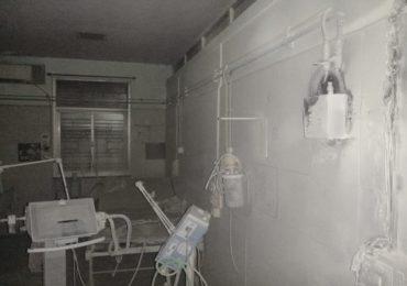 कोल्हापुरातील सीपीआर रुग्णालयाला पहाटे भीषण आग, दोघा रुग्णांच्या मृत्यूची भीती