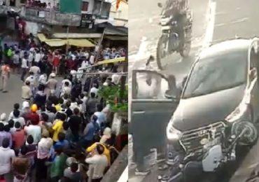 Balya Binekar | नागपुरात गँगस्टर बाल्याबिनेकरच्या अंत्ययात्रेला मोठी गर्दी, छतांवरही बघे, दोन हजार जण जमल्याची चर्चा