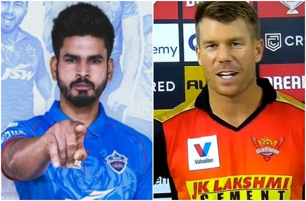IPL 2020,  DC vs SRH Live Score Update: दिल्लीच्या विजयाचा रथ सनरायजर्स हैदराबादने रोखला, 15 धावांनी दिल्लीचा पराभव