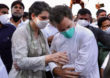 UP Police |राहुल गांधीना अटक, हाथरसला जाणाऱ्या प्रियांका गांधी-राहुल गांधींना यूपी पोलिसांनी रोखले