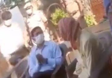 हाथरस अत्याचारातील पीडित कुटुंबाला धमकावल्याचा व्हिडीओ व्हायरल, नवी मुंबईत मनसे आक्रमक