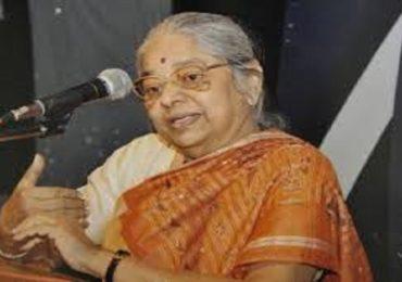 Pushpa Bhave   ज्येष्ठ सामाजिक कार्यकर्त्या आणि लेखिका पुष्पा भावे यांचे निधन