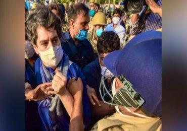 प्रियांका गांधींसोबत गैरवर्तन, नोएडा पोलिसांकडून खेद व्यक्त, चौकशीचे आदेश