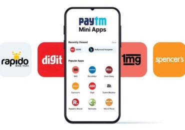Paytm Mini App store   थेट गुगलला आव्हान, पेटीएमचे नवे 'मिनी अॅप स्टोअर' लाँच!