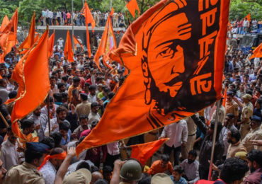 Maratha Reservation | मराठा संघटनांचे मुंबईत आंदोलन, अशोक चव्हाण यांच्या राजीनाम्याची मागणी
