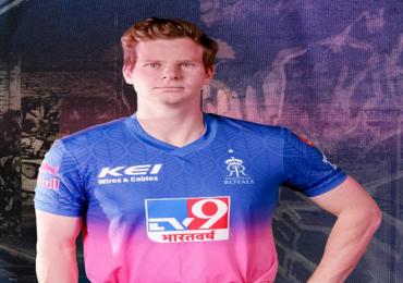 IPL 2020, MI vs RR : मुंबईविरुद्धच्या सामन्यात चूक, राजस्थानचा कर्णधार स्टीव्ह स्मिथला 12 लाखाचा दंड