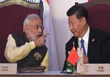 आमच्या अंतर्गत गोष्टींमध्ये नाक खुपसू नका, भारतानं चीनला ठणकावलं
