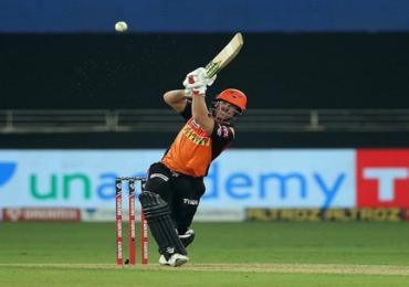 IPL 2020, SRH vs KXIP : ट्वेन्टी ट्वेन्टी क्रिकेटमध्ये डेव्हिड वॉर्नरच्या नावे अनोख्या 'फिफ्टी-फिफ्टीचा' विक्रम