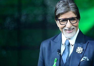 चिमुकलीच्या डान्सचा सोशल मीडियावर धुमाकूळ, अमिताभ बच्चनकडून कौतुकाचा वर्षाव!