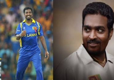 श्रीलंकेतील गृहयुद्ध ते महान क्रिकेटर; मुरलीधरनचा बायोपिक '800' चं मोशन पोस्टर पाहिलंत का?