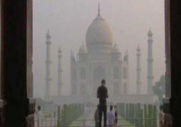 अनलॉक : ताजमहाल प्रदूषणाच्या विळख्यात, प्रदूषित शहरांच्या यादीत आग्रा 9 व्या क्रमांकावर
