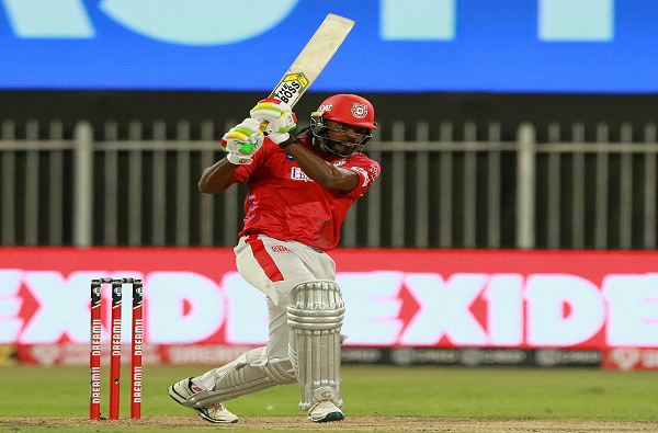 Universe Boss Chris Gayle completed 10,000 runs in T20 cricket with just sixes and fours