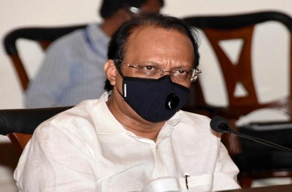Ajit Pawar Corona : मोठी बातमी! उपमुख्यमंत्री अजित पवार कोरोना पॉझिटिव्ह