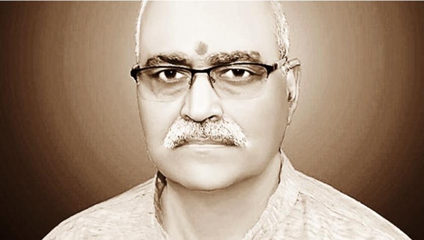 Ramesh Upadhyay Malegaon bomb blast JDU