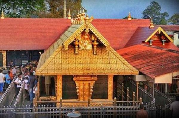 शबरीमला मंदिर सात महिन्यांनंतर भाविकांसाठी खुलं, नव्या पुजाऱ्यांची नियुक्ती