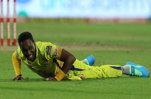 ipl 2020 Chennai Super Kings' Dwayne Bravo will miss the next few matches due to injury