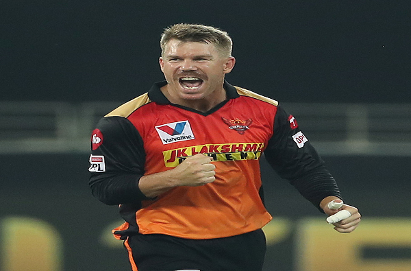 srh captain dawid warner complete fastest 5000 run in ipl