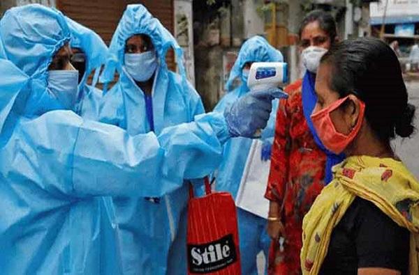 Coroanvirus surges in India