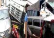 धावत्या ट्रकने चक्क 8 वाहनांना उडवलं, विचित्र अपघातचे 10 भीषण PHOTOS