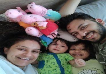 Family Photos : अशी रंगली डिंपी गांगुलीची फॅमिली ट्रिप; पाहा फोटो
