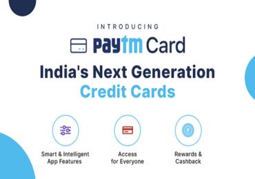 आता प्रत्येक ट्रांजॅक्शनवर कॅशबॅक, Paytm चं क्रेडिट कार्ड लाँच