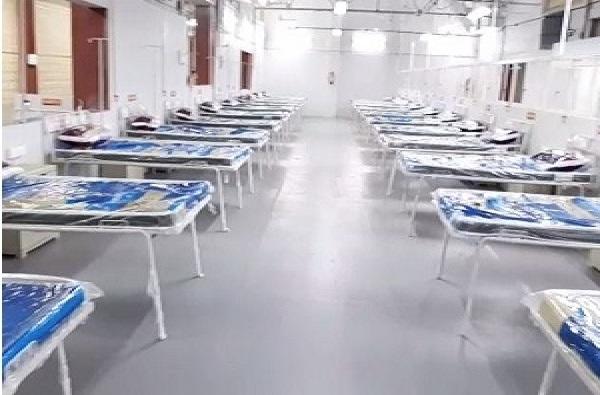 Latur COVID-19 Hospital