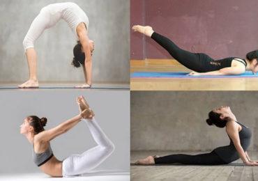Yoga Tips | शरीर लवचिक आणि पाठीचा कणा मजबूत करण्यासाठी 'ही' योगासने फायदेकारक!