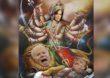 US Election : कमला हॅरिस यांना दुर्गा माता आणि ट्रम्प यांना महिषासुर दाखवणाऱ्या फोटोवरुन वाद