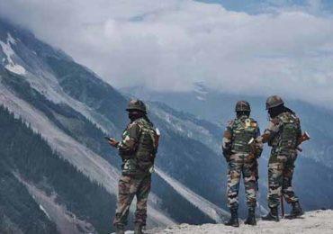 भारतीय सैनिकांची माणुसकी, रस्ता भरकटलेल्या चिनी सैनिकाला परत पाठवलं