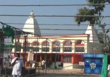 Navratri 2020 | मंदिरं सुनसान, भाविकांचं बाहेरुनच दर्शन, व्यावसायिकांचं नुकसान