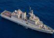 भारतीय नौदलाच्या ताफ्यात 'आयएनएस कारावत्ती', पाणबुडीविरोधी युद्धनौका निर्मितीमध्ये भारताला मोठं यश