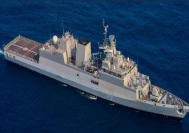 भारतीय नौदलाच्या ताफ्यात 'आयएनएस कवरत्ती', पाणबुडीविरोधी युद्धनौका निर्मितीमध्ये भारताला मोठं यश
