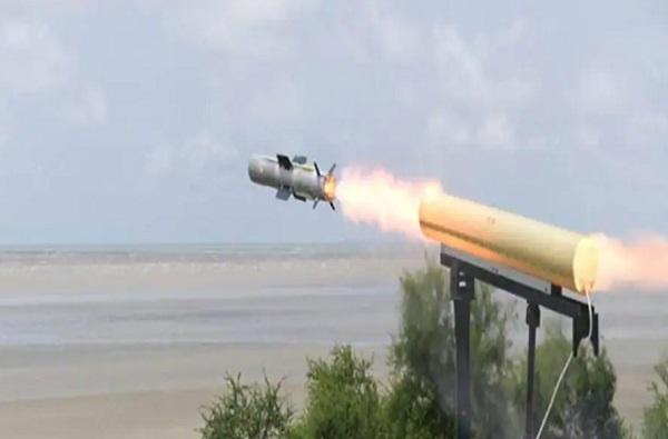 Nag anti tank guided missile