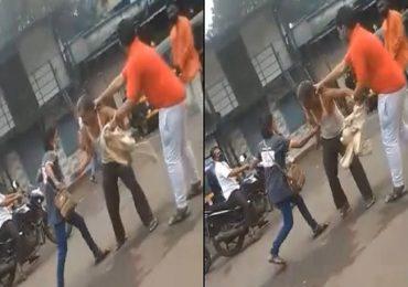 कचरा टाकण्यावरुन वाद, स्वच्छता मार्शल महिलेचा एका व्यक्तीवर टोकदार चावीने वार, डोंबिवलीत घटना